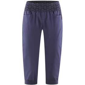 Red Chili Gela II 3/4 Pants Women, purple